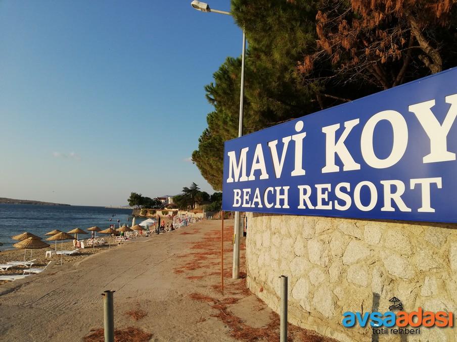 mavikoy resort otel avşa