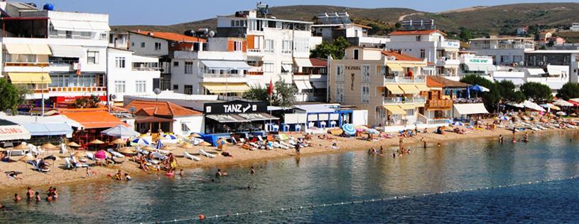 avşa adası denize sıfır oteller