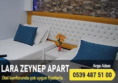 Lara Zeynep Apart