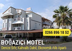 Boğaziçi Motel