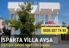 Isparta Villa