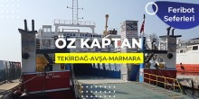 öz kaptan gemisi