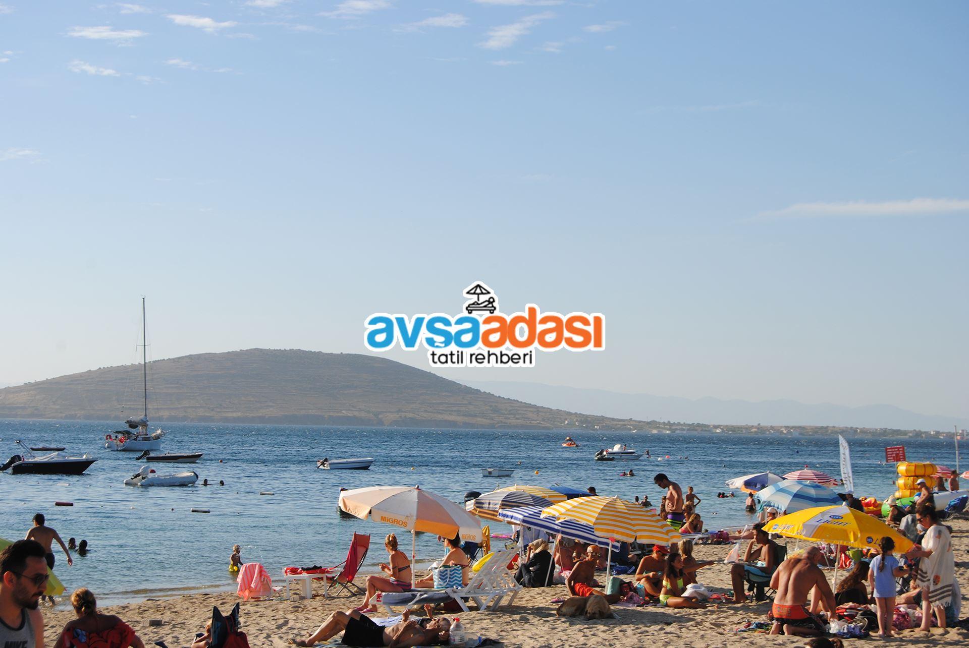 AVŞA ADASI OTELLERİ