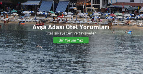avşa adası otel yorumları