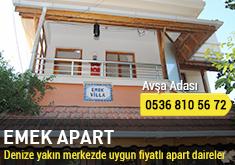 Emek Apart