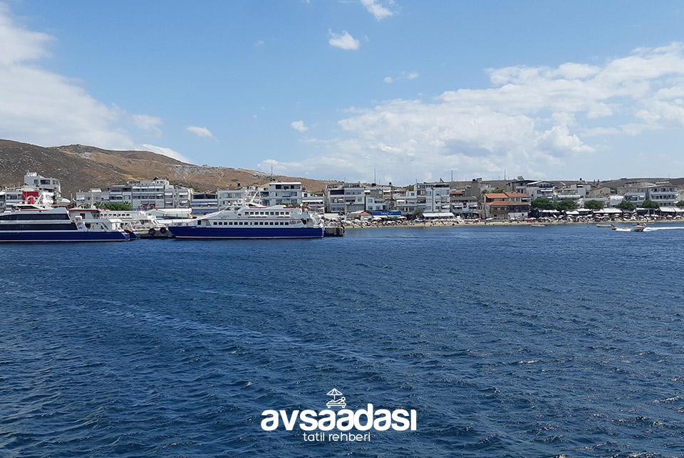 Avşa Adası Eskişehir Ulaşım