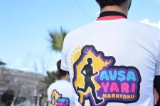 avşa yarı maratonu