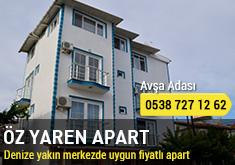 Öz Yaren Apart