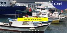 avşa adası tekne kiralama